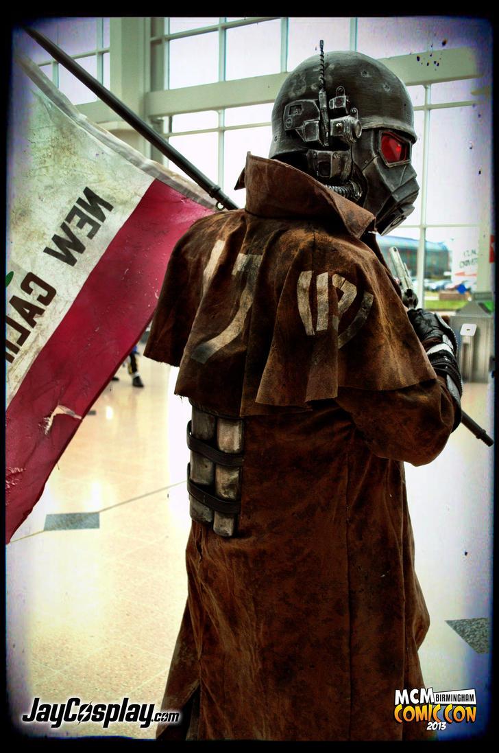 NCR Veteran Ranger 2013 #04 - MCM Expo Birmingham by JayCosplay