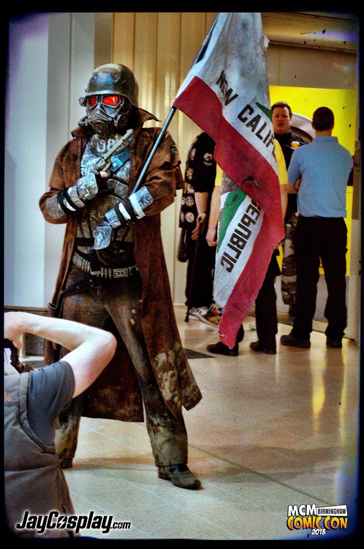 NCR Veteran Ranger 2013 #06 - MCM Expo Birmingham by JayCosplay