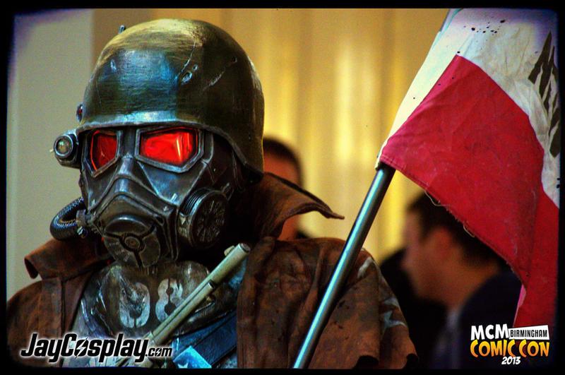 NCR Veteran Ranger 2013 #08 - MCM Expo Birmingham by JayCosplay