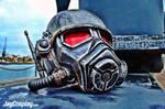 NCR Veteran Ranger v4.0 Helmet (Final) #02