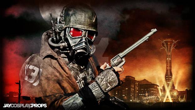 Fallout: NewVegas (TitleScreen Cosplay Recreation)
