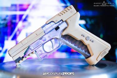 'Major's Thermoptic Pistol' Prop (Left side)