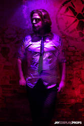 Bigby Wolf / The Wolf Among Us (Cosplay) - 08