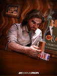 Bigby Wolf / The Wolf Among Us (Cosplay) - 04 by JayCosplay