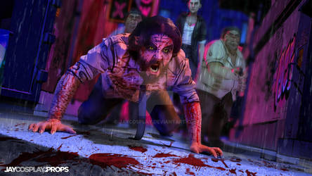 Bigby Wolf / The Wolf Among Us (Cosplay) - 02