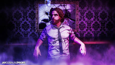 Bigby Wolf / The Wolf Among Us (Cosplay) - 01