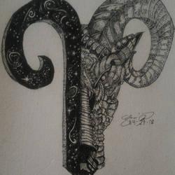 Mandala of Aries