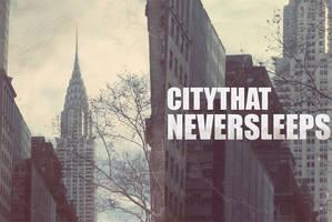 Citythatneversleeps by eymentopcuoglu