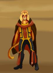Kona Helmshigh - Venerable Knight