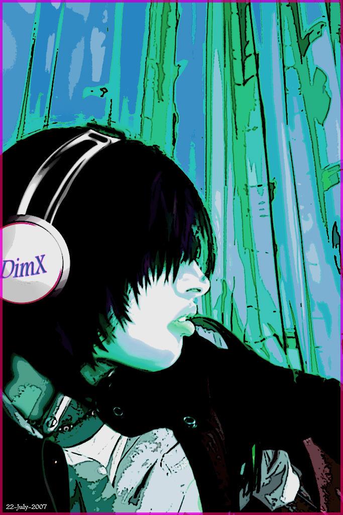 DIMX - MUzikAa