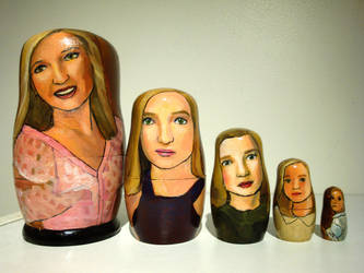 Custom Set of Five by bachel60