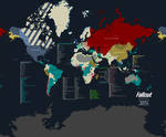 Fallout World Map - 2074