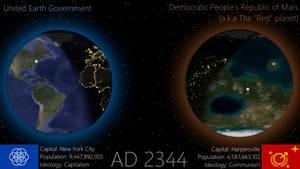 Alternate History - Planetary Supremacy