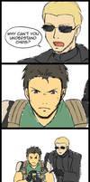 Resident Evil 5 Comic 1