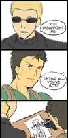 Resident Evil 5 Comic 3