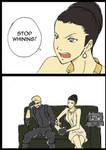 Resident Evil 5 comic 11