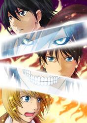 A Team of Four