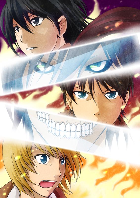 A Team of Four by Kairi-Moon