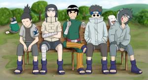 The boys of Konoha