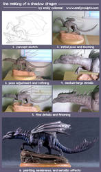 The Making of a Shadow Dragon