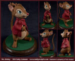 Commission : Mrs. Brisby, The Secret of NIMH