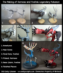 The Making of Xerneas and Yveltal
