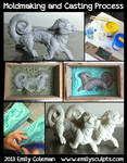 Moldmaking and Casting Process