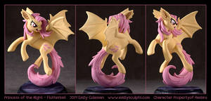 Princess of the Night - Flutterbat by emilySculpts