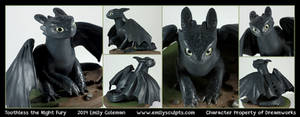 Commission : Toothless