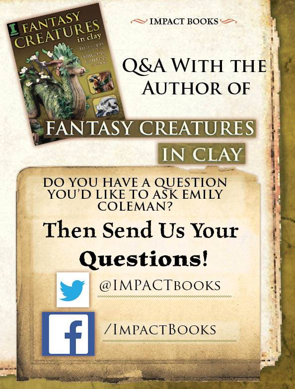 Q+A with Impact Books by emilySculpts
