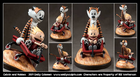 Commission : Calvin and Hobbes