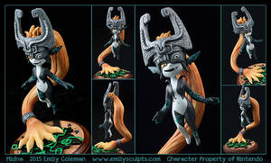 Commission : Midna