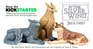 By the Silver Wind, Now on Kickstarter!