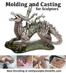 Molding and Casting for Sculptors - Now Enrolling