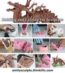 Online Class : Molding and Casting for Sculptors