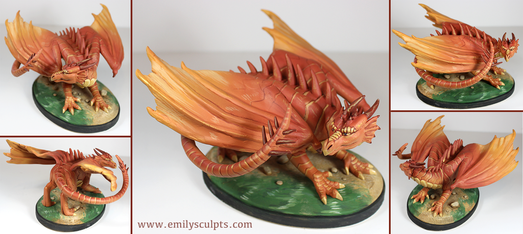 Cinaed by emilySculpts