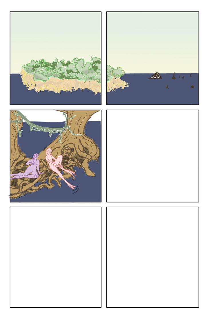 12 Panel Comics - Ugh by DrinkTeaOrDie