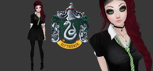 Harry Potter: The Twin Sister by SlytherinJess on DeviantArt