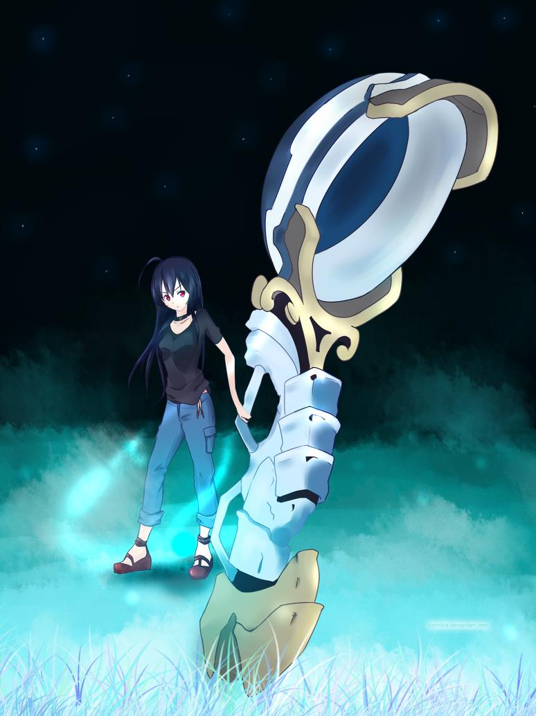 Priestess of the Deep Horizon by Remikia
