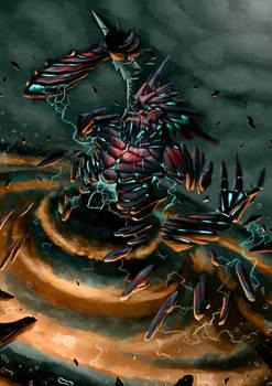 Vasallo Del Poder-Inferno Cards