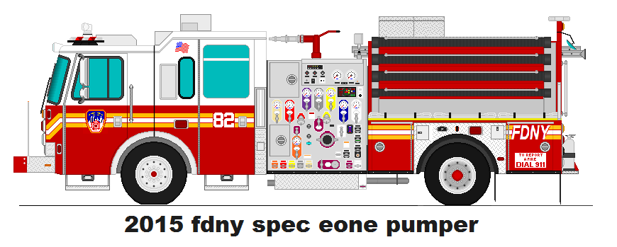 Fdny Spec Eone Truck By Geistcode On Deviantart