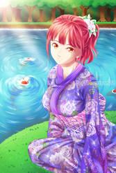Nishikigoi Girl
