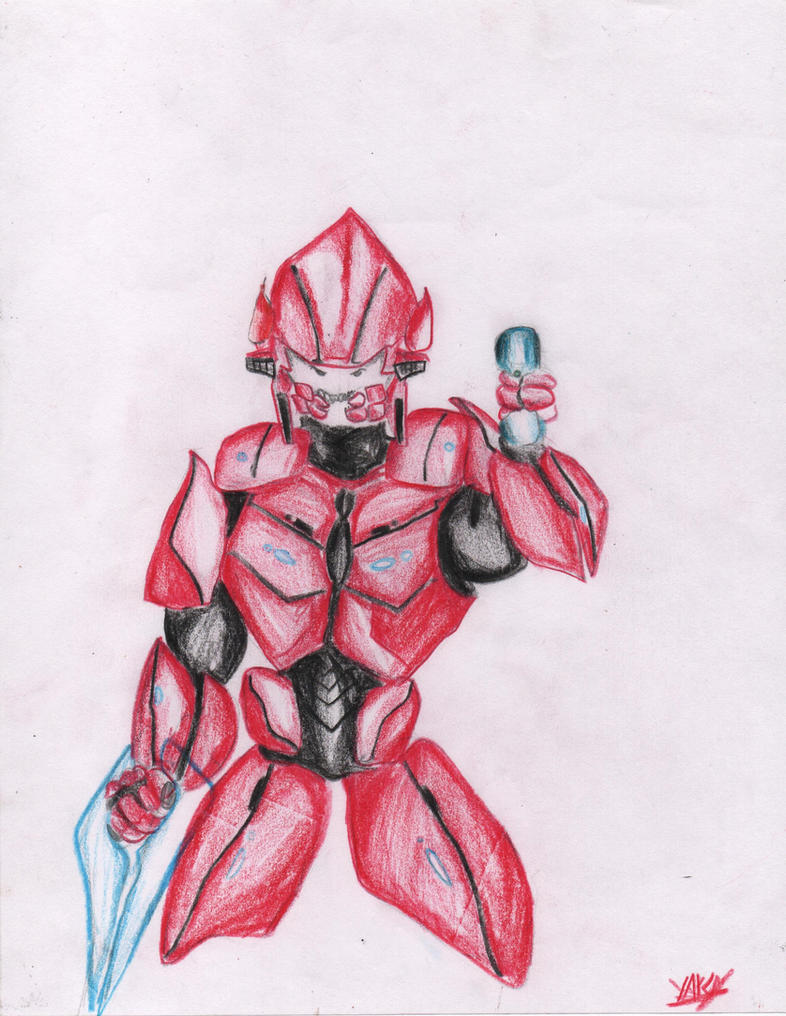 Halo 2 Elite Minor by YayoElRaptorBlanco