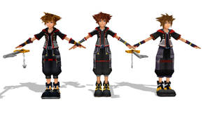 Kingdom Hearts 3 Soras That Are Available For Dl