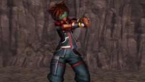 kh3 mmd Sora model for mmd private dl