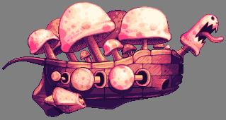 Pixel Ship by LePixelists