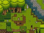 Tilesets - Vegetation 02 by LePixelists