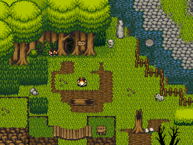 how to create video game tilesets