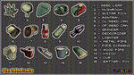 RPG Maker MV Icon Set 01 by LePixelists