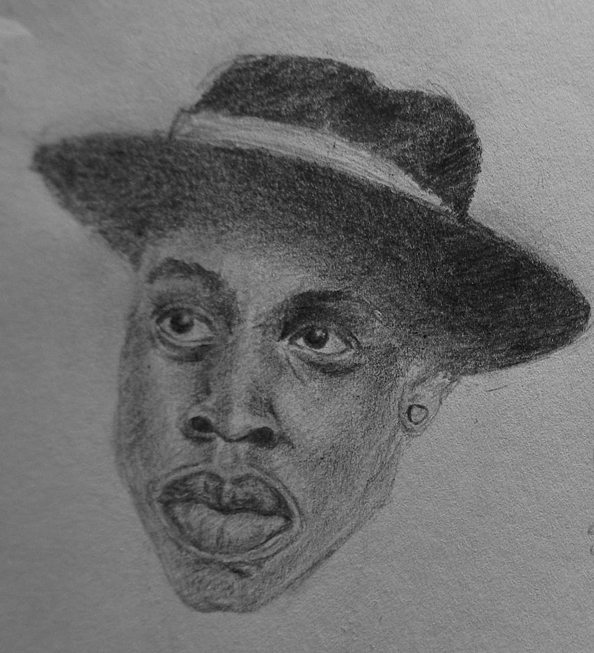 For Sean: Jay-Z by HowAboutLunch